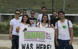 CampusEdu Work and Travel Barınak Ziyareti