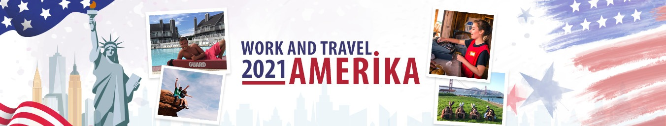 Work & Travel 2020 Amerika Seni Bekliyor